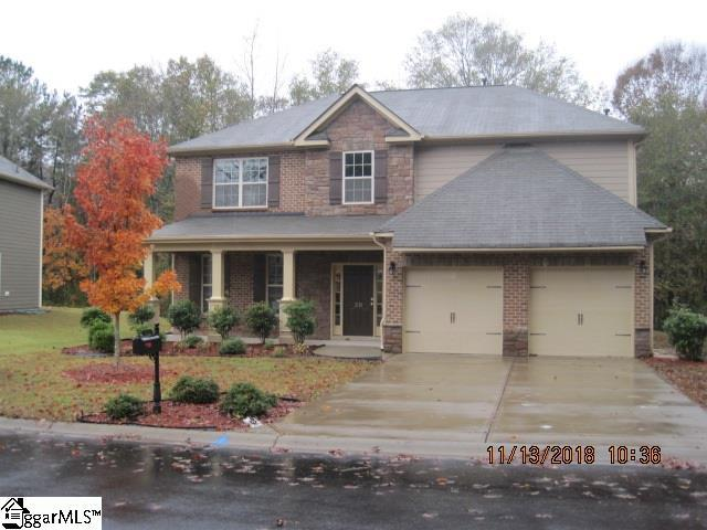 20 Trailwood Drive, Fountain Inn, SC 29644 (#1380439) :: J. Michael Manley Team
