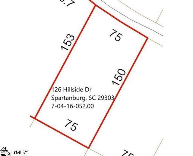 126 Hillside Drive, Spartanburg, SC 29303 (#1380825) :: Hamilton & Co. of Keller Williams Greenville Upstate