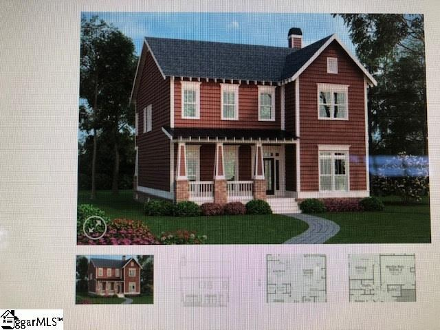 352 Pine Forest Drive Extension, Greenville, SC 29601 (#1381496) :: Coldwell Banker Caine