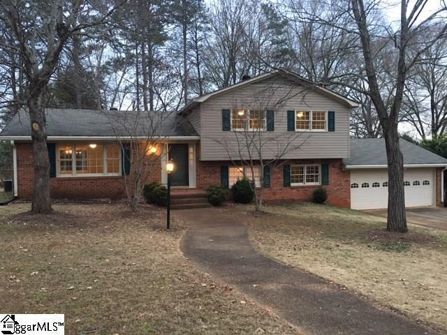 16 Overton Avenue, Greenville, SC 29617 (#1381737) :: Connie Rice and Partners