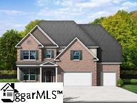 487 Gorham Drive Homesite 421, Boiling Springs, SC 29316 (#1382300) :: Coldwell Banker Caine