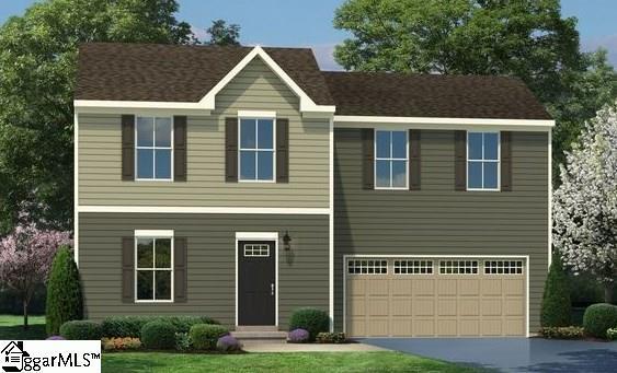 201 Danforth Drive, Greenville, SC 29617 (#1382852) :: Hamilton & Co. of Keller Williams Greenville Upstate