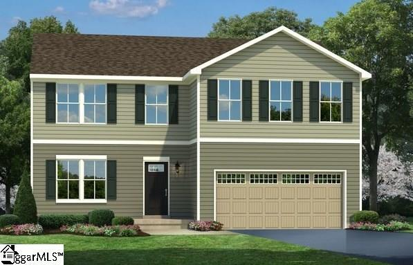 198 Danforth Drive, Greenville, SC 29617 (#1382855) :: Hamilton & Co. of Keller Williams Greenville Upstate