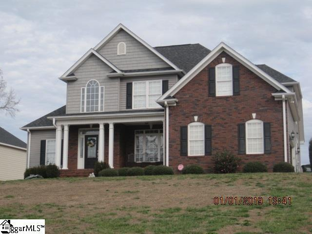 204 Saddle Creek Court, Greer, SC 29651 (#1382901) :: The Toates Team