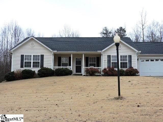 116 Andon Drive, Greer, SC 29651 (#1383397) :: Hamilton & Co. of Keller Williams Greenville Upstate