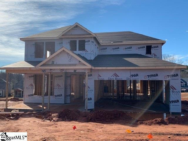 142 Quail Creek Drive Homesite 42, Greer, SC 29650 (#1383773) :: Hamilton & Co. of Keller Williams Greenville Upstate