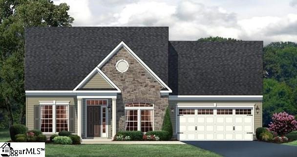 119 Knox Valley Lane, Greenville, SC 29609 (#1385565) :: J. Michael Manley Team