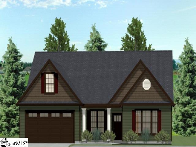 310 Loxley Drive, Simpsonville, SC 29680 (#1385876) :: The Toates Team