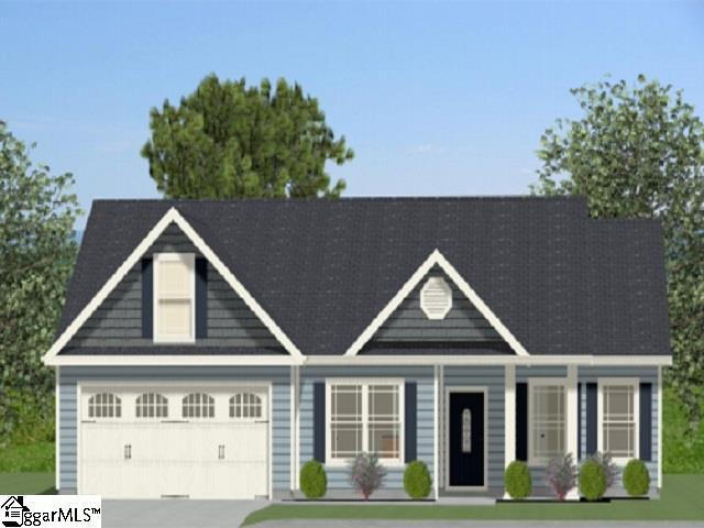 401 Grantleigh Court, Simpsonville, SC 29680 (#1385878) :: The Toates Team