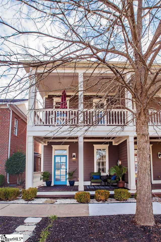 113 Carruth Street, Simpsonville, SC 29680 (#1386426) :: The Haro Group of Keller Williams