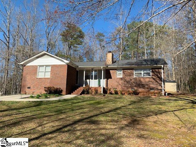 126 Brookside Circle, Pickens, SC 29671 (#1387171) :: J. Michael Manley Team