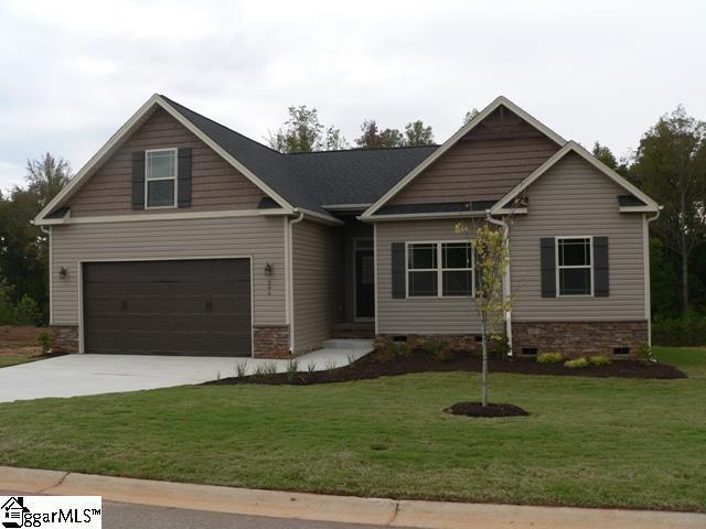 296 Autumn Glen Drive, Spartanburg, SC 29303 (#1388018) :: J. Michael Manley Team
