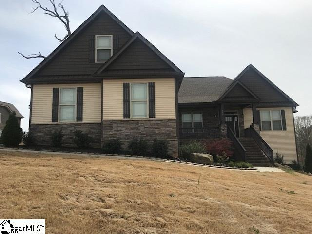 113 Jericho Creek Court, Easley, SC 29640 (#1389176) :: Hamilton & Co. of Keller Williams Greenville Upstate