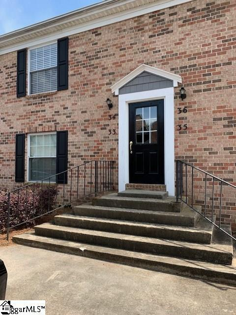 925 Cleveland Street #34, Greenville, SC 29601 (#1389994) :: The Haro Group of Keller Williams