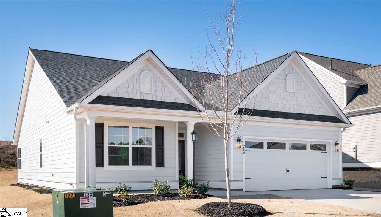202 Daystrom Drive, Greer, SC 29651 (#1391028) :: Coldwell Banker Caine