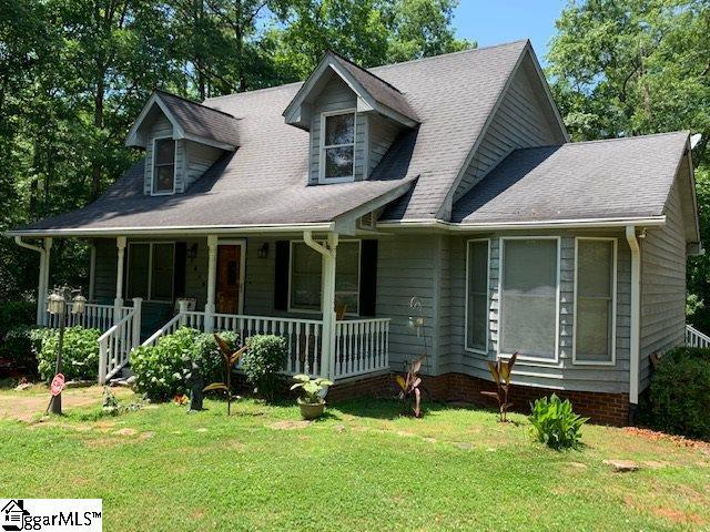 1815 Fort Prince Boulevard, Wellford, SC 29385 (#1392803) :: Coldwell Banker Caine