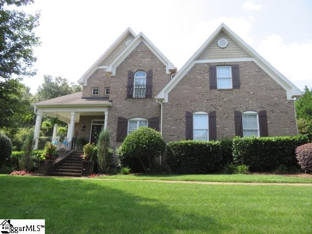 10 Woods Edge Court, Greenville, SC 29615 (#1392923) :: J. Michael Manley Team