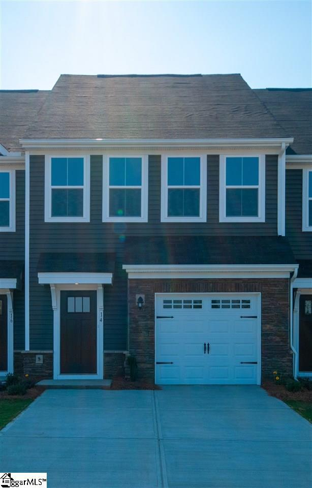 14 Willomere Way, Simpsonville, SC 29681 (#1393353) :: Coldwell Banker Caine