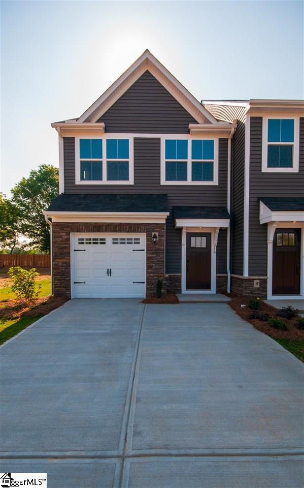 16 Willomere Way, Simpsonville, SC 29681 (#1393357) :: Coldwell Banker Caine