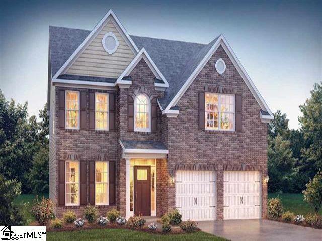 216 Raleighwood Lane, Simpsonville, SC 29681 (#1393539) :: Hamilton & Co. of Keller Williams Greenville Upstate