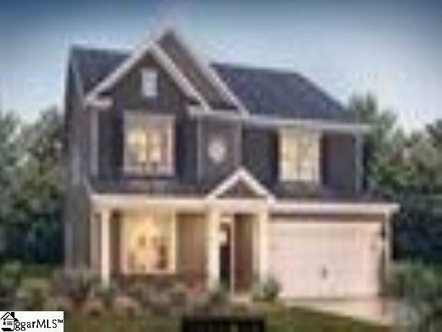 218 Raleighwood Lane, Simpsonville, SC 29681 (#1393540) :: Hamilton & Co. of Keller Williams Greenville Upstate