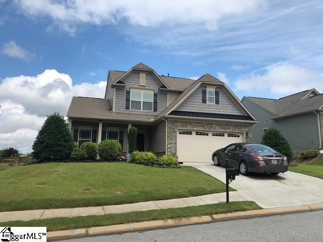 9 Tuttle Drive, Simpsonville, SC 29680 (#1394264) :: Coldwell Banker Caine