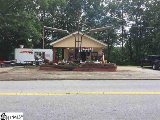 604 NE Main Street, Easley, SC 29640 (#1394483) :: Hamilton & Co. of Keller Williams Greenville Upstate