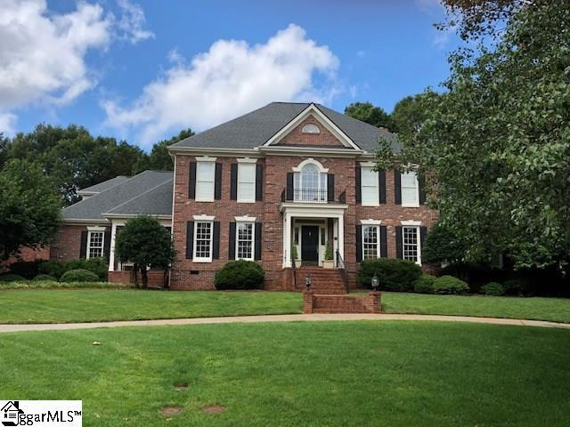105 Antigua Way, Greer, SC 29650 (#1394842) :: The Robby Brady Team