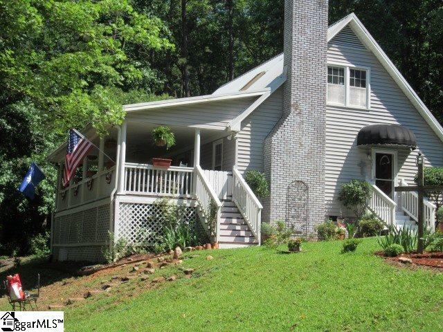 234 Little Crowe Creek Road, Pickens, SC 29671 (#1395475) :: J. Michael Manley Team