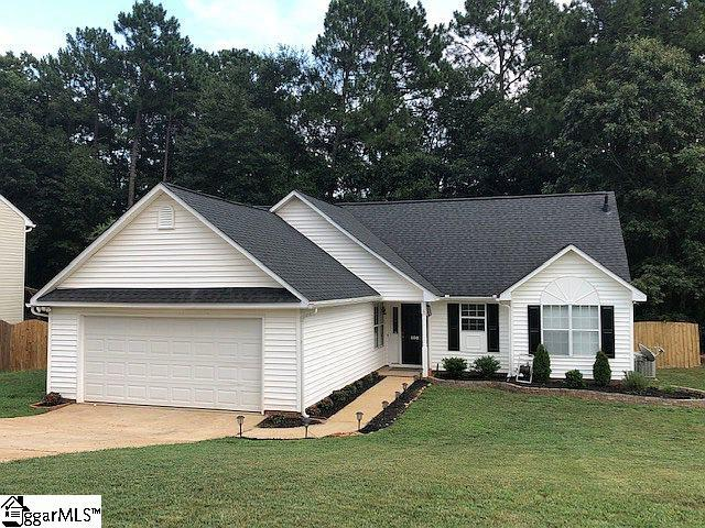 108 Bonnie Woods Drive, Greenville, SC 29605 (#1397544) :: The Toates Team