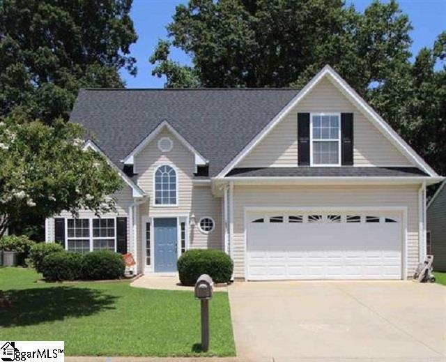 579 Hamilton Chase Drive, Moore, SC 29369 (#1397675) :: Coldwell Banker Caine