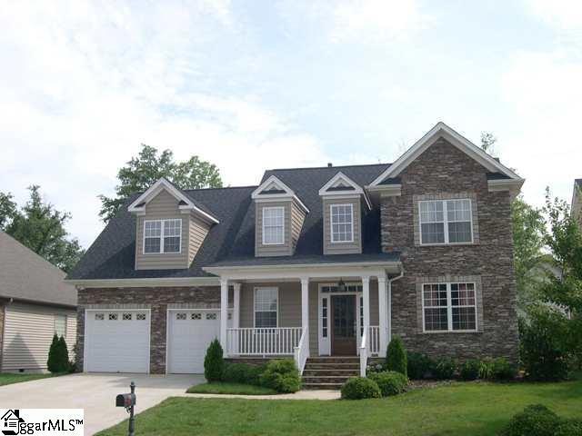 31 Ashby Grove Drive, Simpsonville, SC 29681 (#1398715) :: Hamilton & Co. of Keller Williams Greenville Upstate