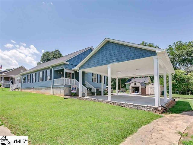345 Stone Street, Pacolet, SC 29372 (#1399083) :: The Haro Group of Keller Williams