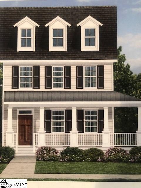 110 Townsend Avenue, Greer, SC 29651 (#1399575) :: The Haro Group of Keller Williams