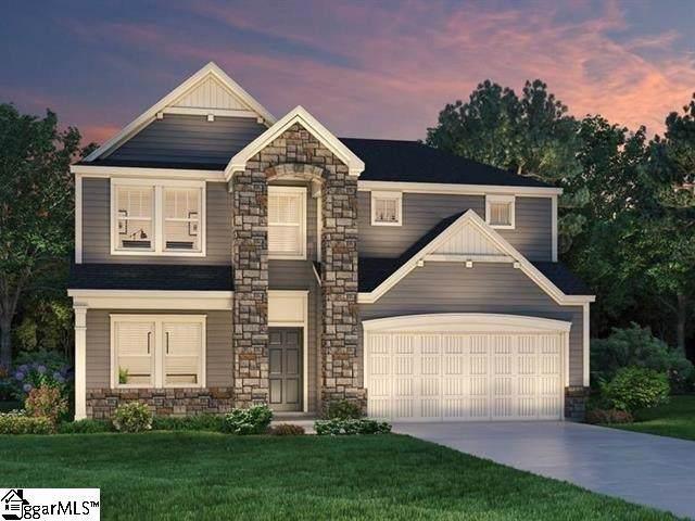 229 Delbourne Lane, Greer, SC 29651 (#1401799) :: Hamilton & Co. of Keller Williams Greenville Upstate