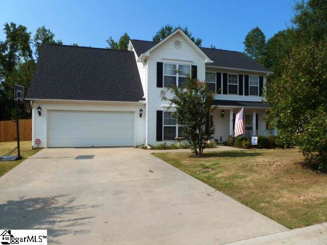 160 Rounded Wing Drive, Easley, SC 29642 (#1402142) :: J. Michael Manley Team