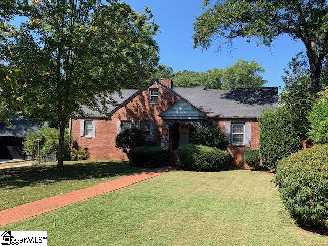 116 W Augusta Place, Greenville, SC 29605 (#1402858) :: Dabney & Partners