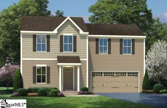 672 Mccormick Lane, Lyman, SC 29365 (#1402897) :: Hamilton & Co. of Keller Williams Greenville Upstate