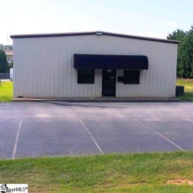 106 Commerce Boulevard, Easley, SC 29640 (#1403132) :: The Haro Group of Keller Williams