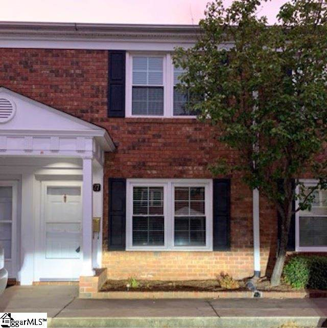 501 Edwards Road Unit 27, Greenville, SC 29615 (#1403357) :: Coldwell Banker Caine