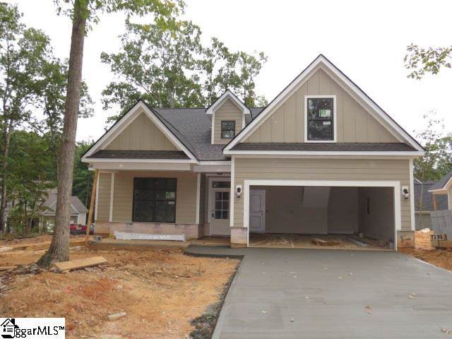 201 Kennedy Lane, Powdersville, SC 29673 (#1403632) :: Dabney & Partners