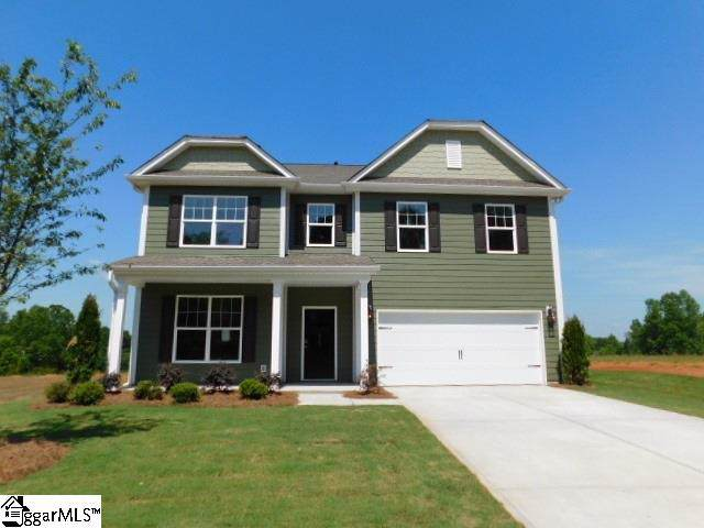 505 Edgevale Drive Lot 70, Boiling Springs, SC 29316 (#1403866) :: Connie Rice and Partners