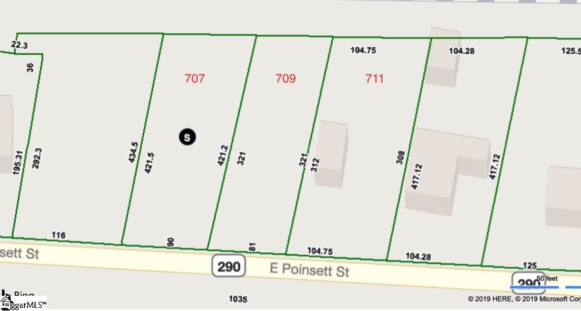 707 E Poinsett Street - Photo 1