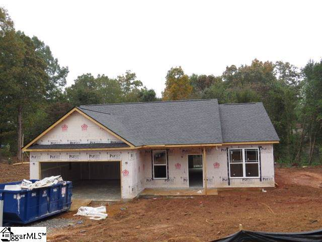 110 Bentwood Drive, Piedmont, SC 29673 (#1404907) :: The Toates Team