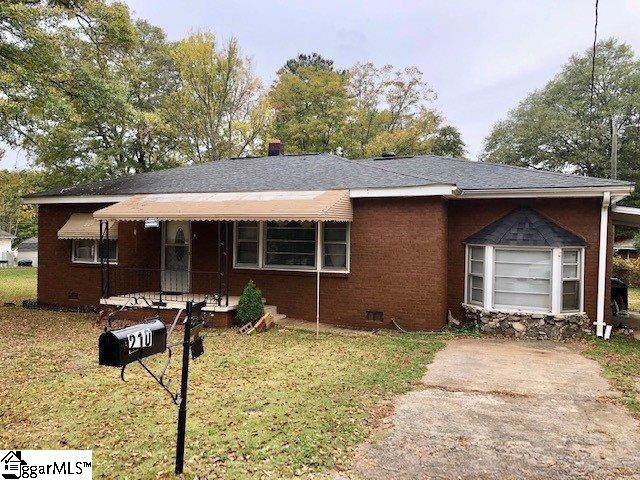 210 Maryland Avenue, Greenville, SC 29611 (#1405603) :: Coldwell Banker Caine