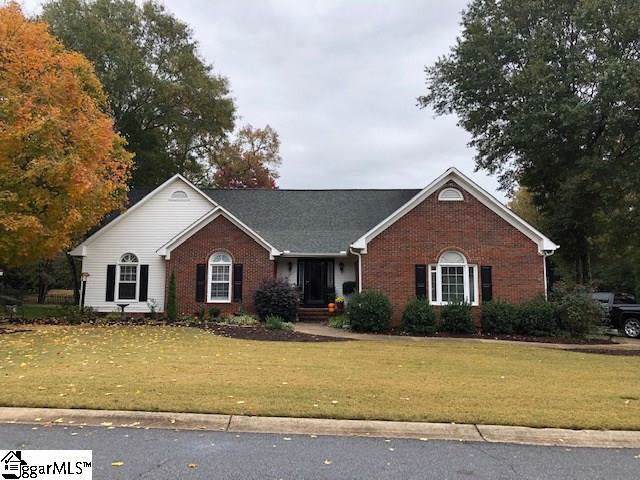 117 Ramble Rose Court, Simpsonville, SC 29681 (#1405934) :: Connie Rice and Partners