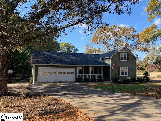 1309 Lakewood Lane, Anderson, SC 29625 (#1406367) :: Hamilton & Co. of Keller Williams Greenville Upstate