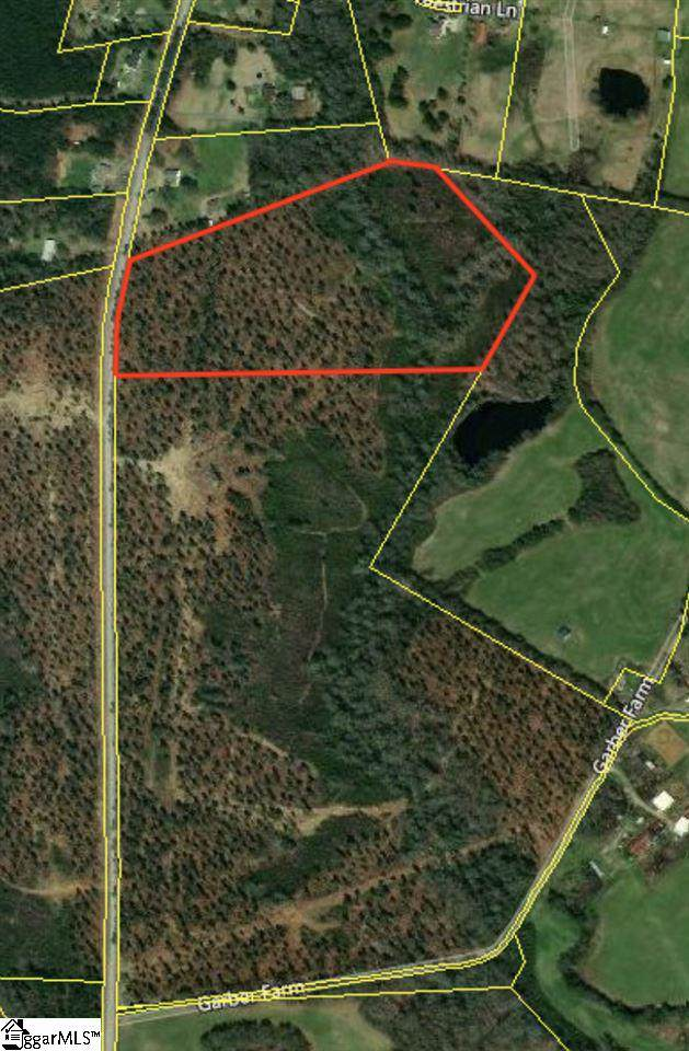 00 Trinity Church Road, Laurens, SC 29360 (#1407007) :: The Toates Team