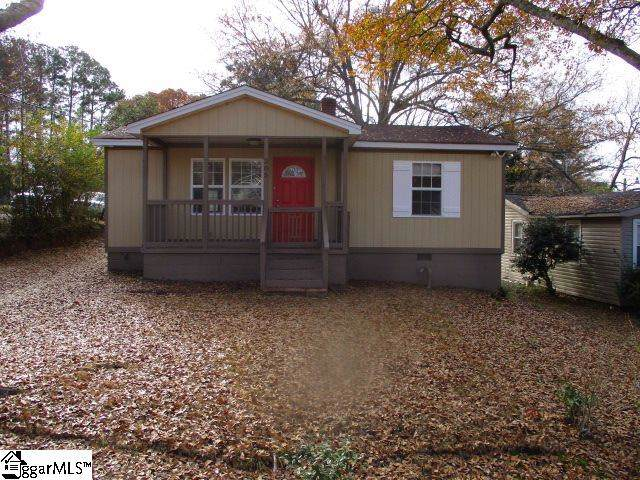 205 W B Avenue, Easley, SC 29640 (#1407053) :: Hamilton & Co. of Keller Williams Greenville Upstate