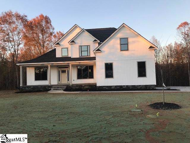 18 Olivia Court Lot 31, Pelzer, SC 29669 (#1407147) :: Hamilton & Co. of Keller Williams Greenville Upstate
